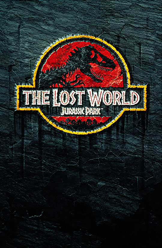 The Lost World: Jurassic Park Cover Art